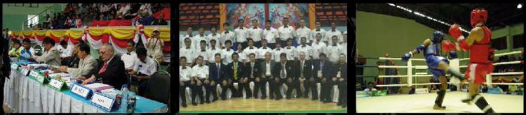 1ST edition of Asian Indoor Games, 2005 Phuket - Thailand