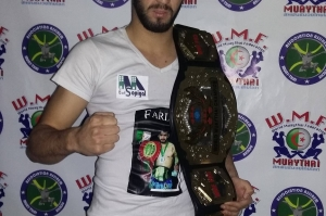Professional Intercontinental Title 71kg